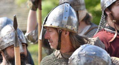 викинги и драккар